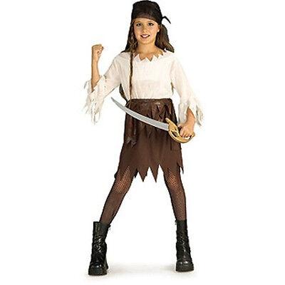 Pirate Girl Child Costume Rubies 881934
