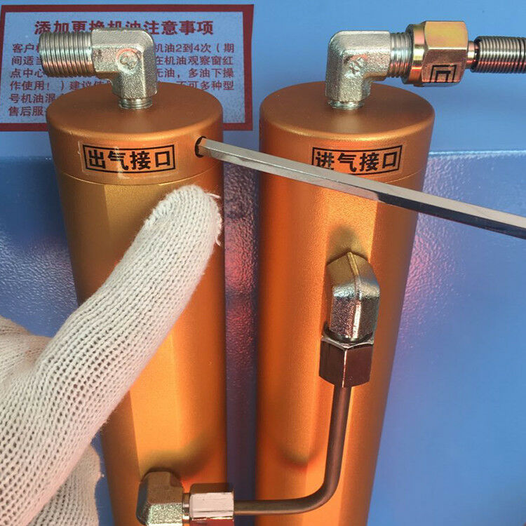 30Mpa Air Filter Water-Oil Separator Double Bucket