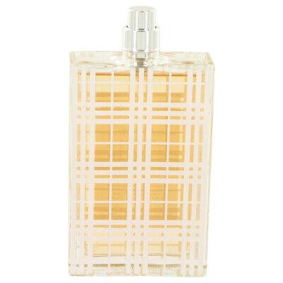 Burberry Brit by Burberry 3.4 oz 100 ml EDT Spray TESTER Perfume for Women