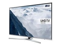 "49"" Samsung UE49KU6470 4K Ultra HD HDR Freeview HD+ Freesat HD Smart LED TV"