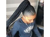 🎆Pro Salon& Mobile Afro.Euro.Asia.Carib hair braiding, weaving: Competitive prices!