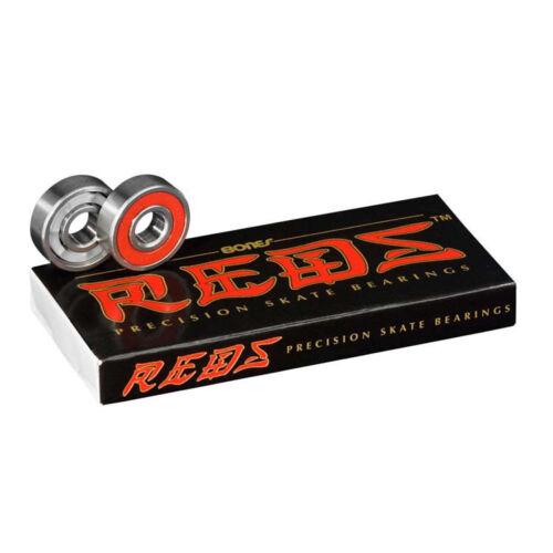 BONES REDS Skateboard bearings 8pack - 2 to 3 day shipping