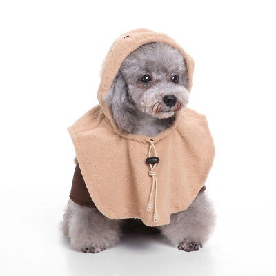 Ghost Costume Pet Dog Halloween Clothes Fancy Dress Suit Small Pet Jumpsuit - Dog Ghost Costume