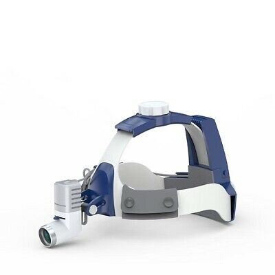 Hex Dental Headlamp Surgical Headlight Led Loupe Magnifier Head Lamp Adjustable