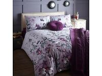 BRAND NEW 'Willow' bedding set KING SIZE from Debenhams