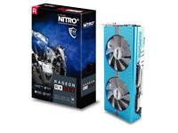 Sapphire Radeon RX 580 Nitro+ Special Edition 8192MB GDDR5 PCI-Express