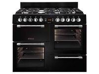 Leisure Cookmaster CK100G232K 100cm Gas Range Cooker