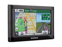 "6"" GARMIN nüvi 65LM - GPS Sat Nav UK & Ireland life + North America 2019.10 Maps (no offers, please)"