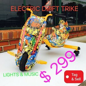 DRIFT TRIKE (ELECTRIC POWERED) Salisbury South Salisbury Area Preview