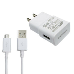 USB Wall Chargers & Data Sync Cables for Galaxy S4,S5/S6, Note4