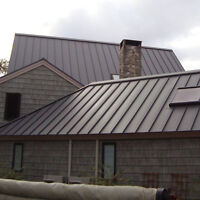Cambridge roofing services for any size project.