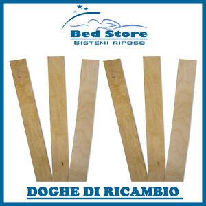 doga doghe per ricambio reti rete da letto in legno di