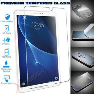 Genuine TEMPERED GLASS Screen Protector For Samsung Galaxy Tab A 10.1