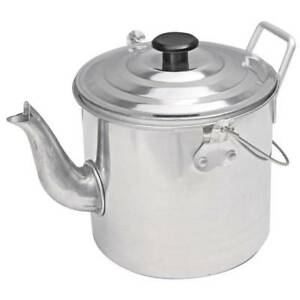 Brand new camping Billy teapot. 2.8L. $25 retail price.