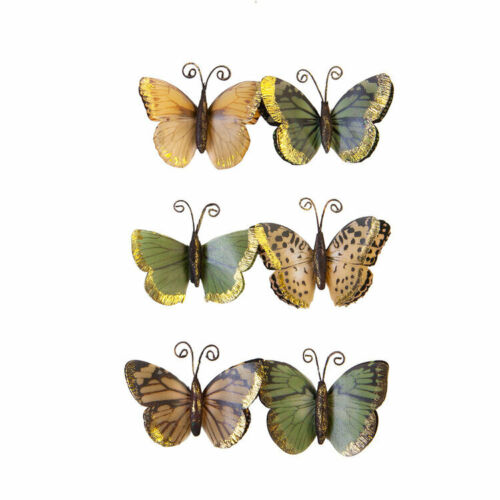 Prima Flowers - Diamond Collection - BECOMING - Butterflies 6 pcs #653224