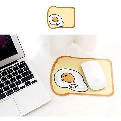 Sanrio Gudetama Lazy Egg Computer Laptop Mouse Pad : Toast