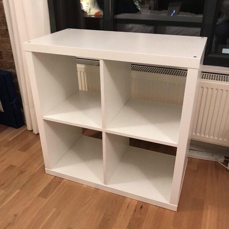 IKEA Kallax Shelving Unit - White