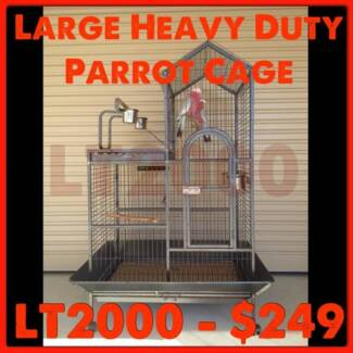 Large Heavy Duty Parrot Cage Rosewater Port Adelaide Area Preview