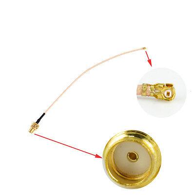 Rp Sma Female To Ufl U Fl Ipx Ipex Rf Coax Adapter Assembly Rg178 Pigtail Ecve