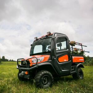 Looking to Buy a Kubota RTV 1100 4x4 with cab