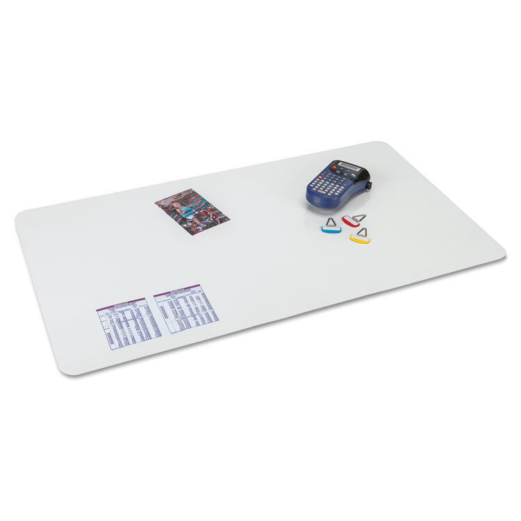 Artistic KrystalView Desk Pad with Microban 22 x 17 Clear 6070MS