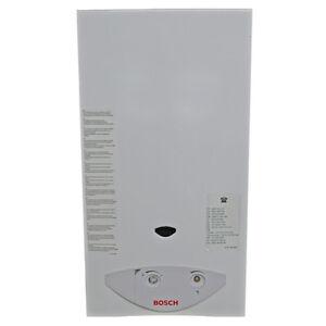 BOSCH  W11 LPG Water Heater***** Including vertical flue kit****