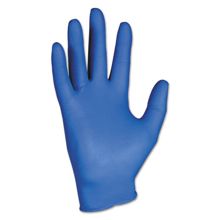 KleenGuard* G10 Nitrile Gloves X-Large Artic Blue 180/Box 90099