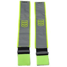 New Eigo Reflective Arm/Leg Safety Bands Pair