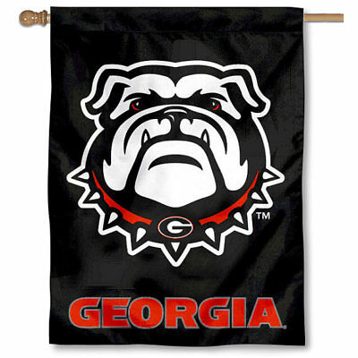 Georgia Bulldogs New Dawg House Banner Flag ()