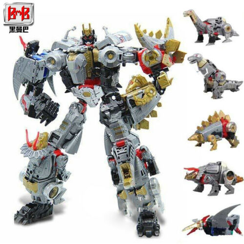 BMB Generations Power of the Primes Volcanicus Dinobot Alloy Version 5 in 1