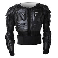 black motorcycles armor protection jacket