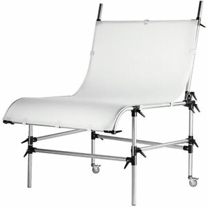 Manfrotto Large Still Life Shooting Table w/ white material