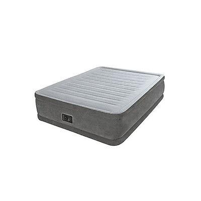 Cama Colchón XL Aire Hinchador Eléctrico Inflable, 2 Personas Dormir Impermeable