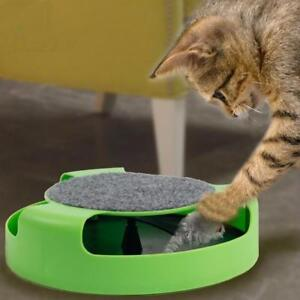 Cat Toys with Moving Mouse Inside Roped Funny Faux Mouse Play Free Shipping!!!!