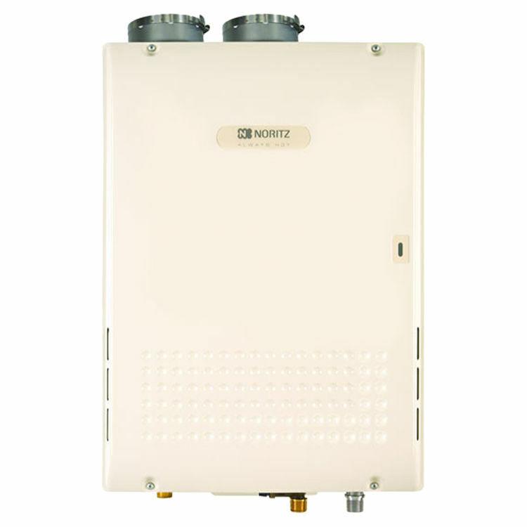 Noritz NRC111-DV-NG 93% Tankless PVC Vent Natural Gas Water Heater
