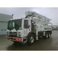 Experienced Concrete Pump Operators Wanted!!
