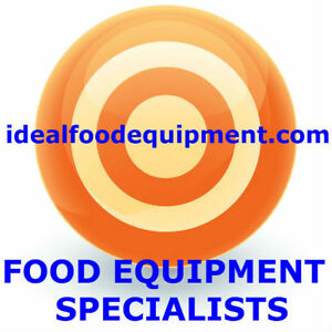 We buy & sell good new  used food equipment