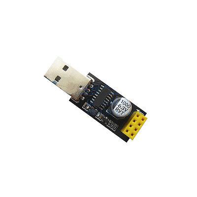 1pcs Esp01 Programmer Adapter Uart Gpio0 Esp-01 Adaptateur Esp8266 Usb New