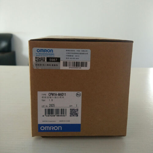 1pc New Omron  Cpm1a-mad11