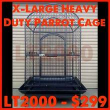 X Large Heavy Duty Parrot Cage Rosewater Port Adelaide Area Preview