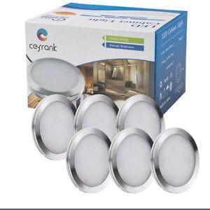 6 Pack Under Counter LED Lights
