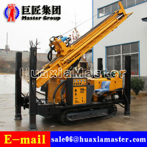 FY300crawler type pneumatic drilling rig