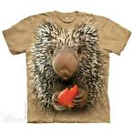 The Mountain T-shirt Baby Porcupine