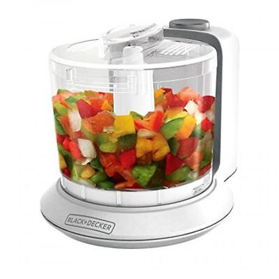 Black & Decker 1-1/2-Cup One-Touch Electric Chopper, HC306, Brand New with Box