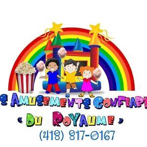 Service de location de jeux gonflables au Saguenay Lac-St-Jean Saguenay Saguenay-Lac-Saint-Jean image 10