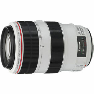 Canon EF70-300mm f/4-5.6 L IS USM