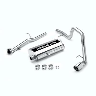 Magnaflow Cat Back Exhaust Performance System 2007-2010 Ford Explorer Sport Trac 07 Magnaflow Cat Back Exhaust
