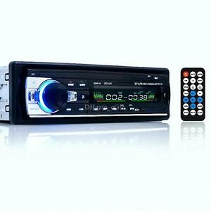 Brand New GHB Bluetooth Car Audio Stereo 1 DIN