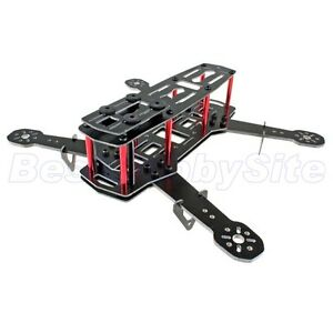 CopterX-250-Mini-FPV-Racing-Drone-Quadcopter-Kit-Frame-Only-Glass-Fiber-HK-Ship