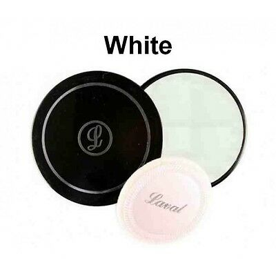 Laval Creme White Powder Ideal for Halloween or Gotic Look